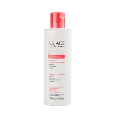Uriage URIAGE Roseliane Fluide Dermo-Nettoyant 250 ml Renksiz